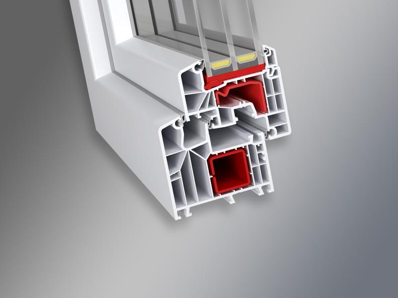 pvc-windows aluplast ideal-8000 - pvc-joinery