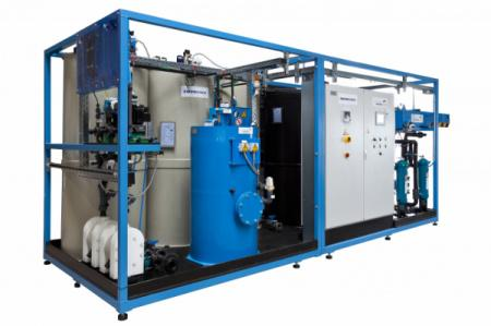 Physico-chemical treatment plants Envochem® - Standardised  plants for the physico-chemical treatment of process water.