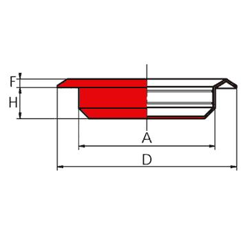 N150 Bouchons lisses - GAZ - Bouchons lisses pour taraudages et axes
