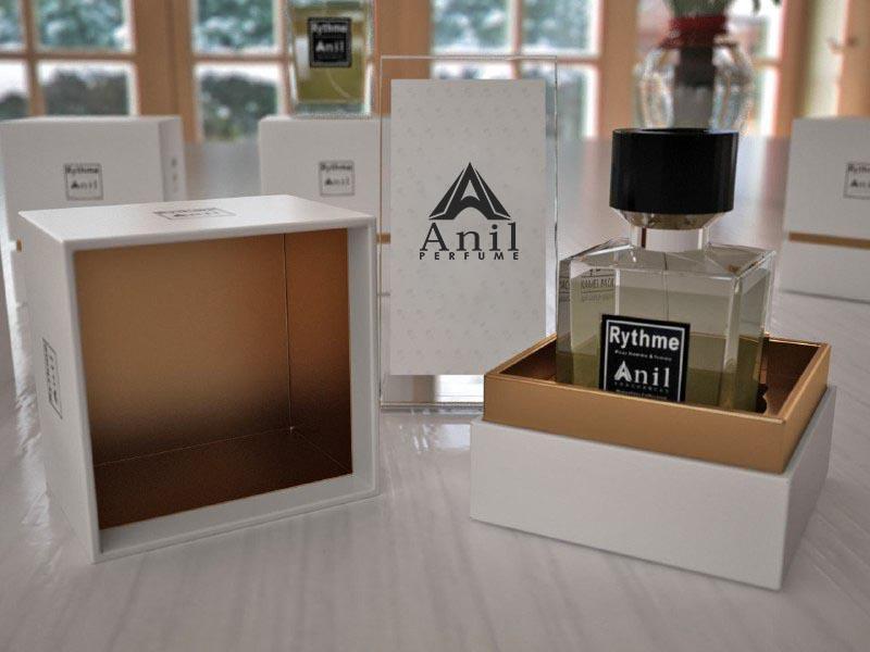 perfume de produção - Em diferentes concentrados