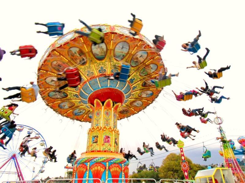 GS 11,00/64 - Swing Carousel