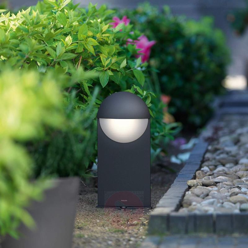 Atmospheric LED pillar light Capricorn - outdoor-led-lights