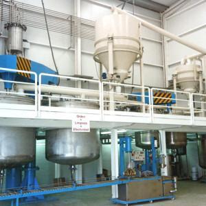 Instalaciones completas para la Industria Química -