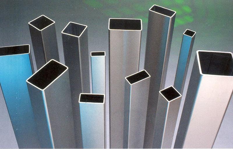 Retangular tubes - null