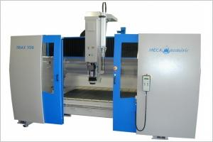 Fix TRIAX 3 axes milling equipments