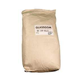GLASSGOM 90 150 sac 25 KG - Aérogomme spéciale traitement des pièces métalliques