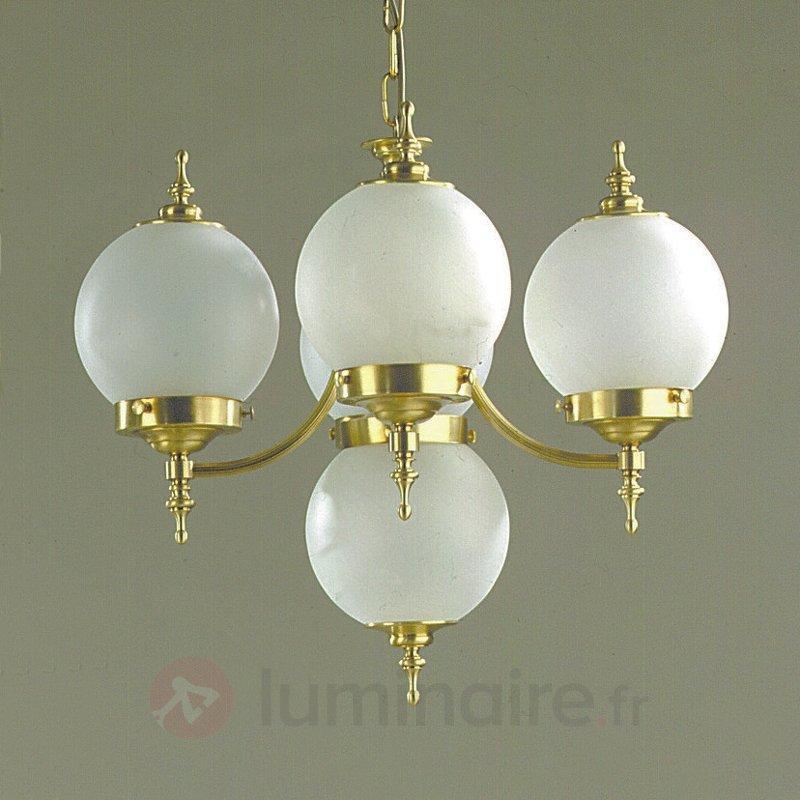 Lustre OBJEKT 5 lumières - Lustres classiques,antiques