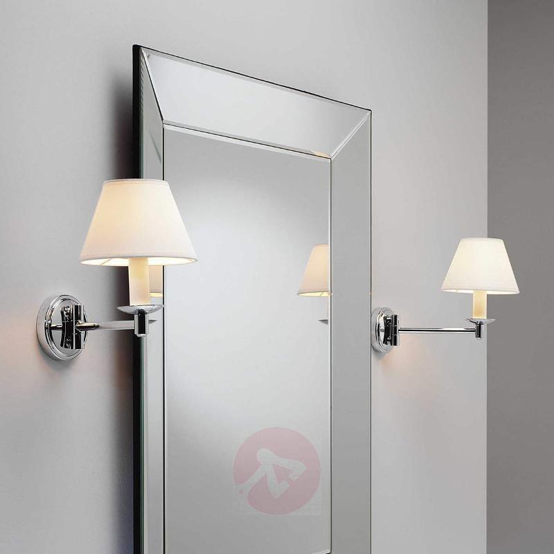Grosvenor LED Mirror Light for the Bathroom, Wall Lights, LIGHTS.CO ...
