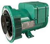 Alternateur basse tension pour groupe électrogène  - LSA 40 - 4 pôles - triphasé 10 - 23 kVA/kW