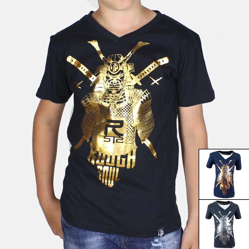 Fabricant de T-shirt manches courtes RG512 du 4 au 14 ans - T-shirt et Polo manches courtes