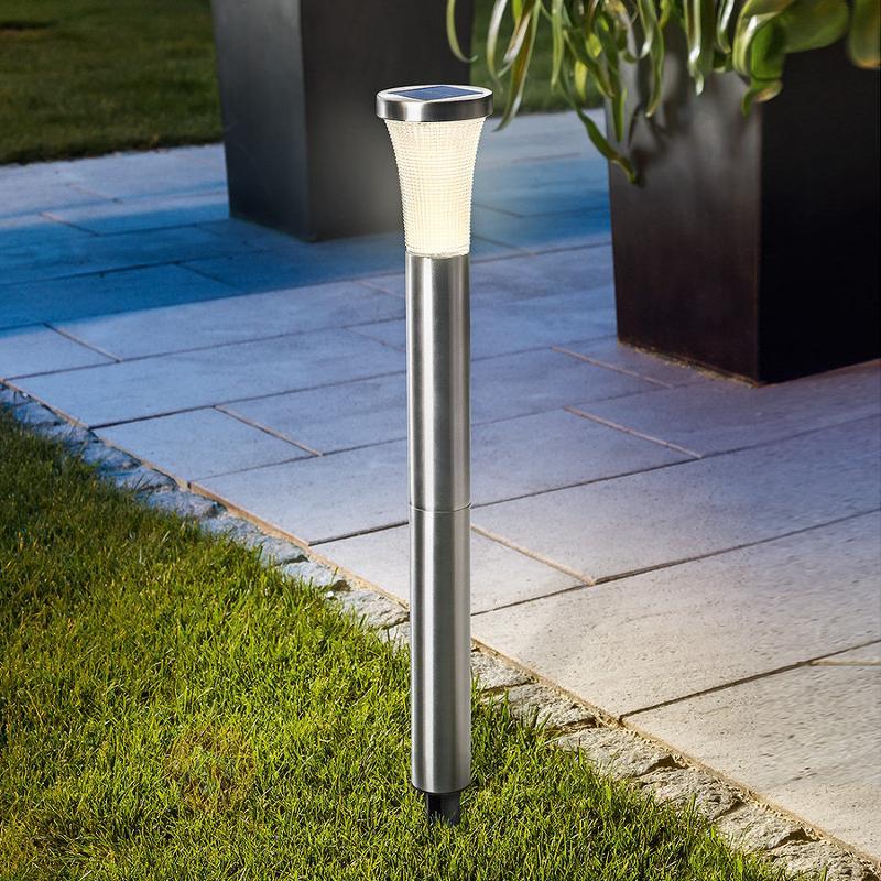 Tower Light - lampe solaire LED avec piquet de sol - Toutes les lampes solaires