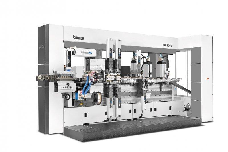Servo-Produktions- und Montagesystem - BIMERIC BM