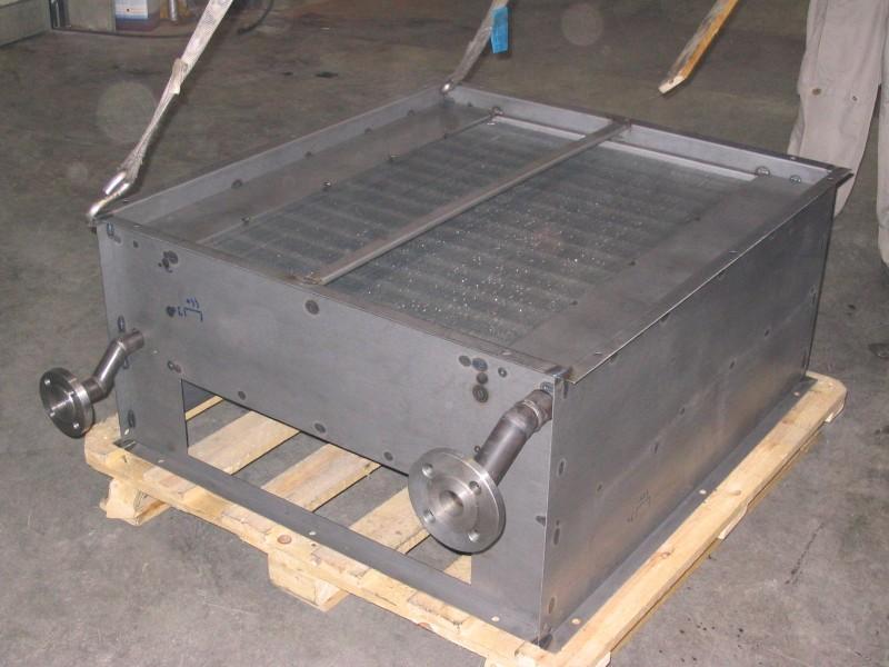 Scambiatori a Pacco Lamellare - Scambiatori di calore