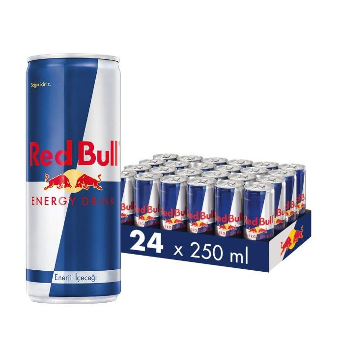 Redbull Enerji İçeceği - Redbull 250ml, 375ml ve 473ml Satışı