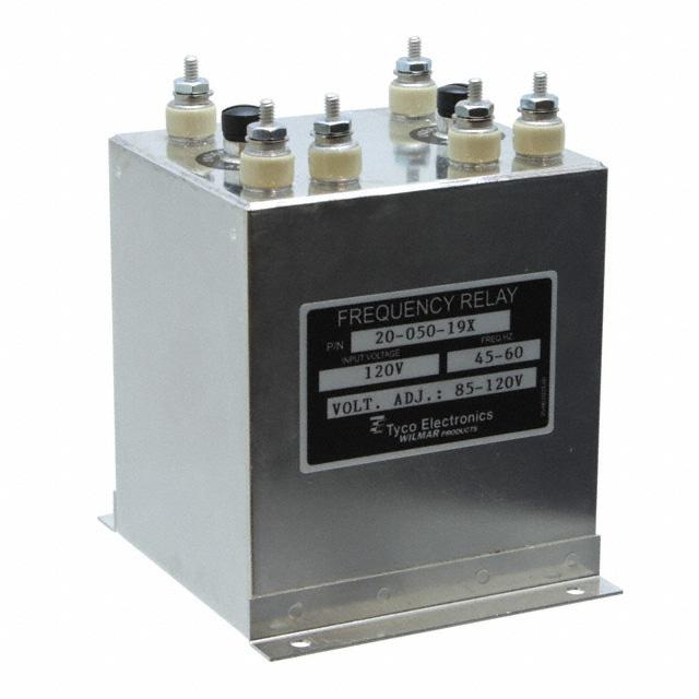 20-050-19X=WILMAR VOLT FREQ 120V - TE Connectivity Aerospace, Defense and Marine 1618067-8