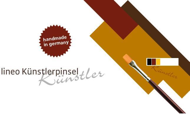 lineo Künstlerpinsel