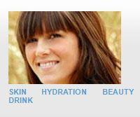 NUTRICOSMÉTIQUES - Skin hydration beauty drink