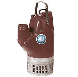 Submersible drainage pumps - XP ® 1000 - XP ® 3000 (AquaControl)