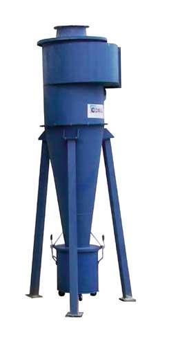 Séparateur faible débit - CFS Cyclone Poussières