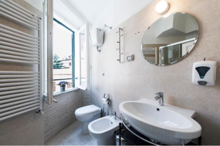 Residence 4 appartamenti a Trastevere -