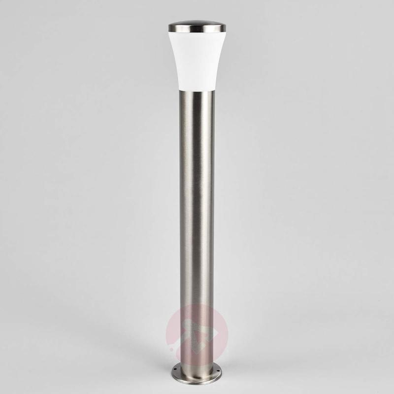 Stainless steel LED path light Sumea - Path and Bollard Lights