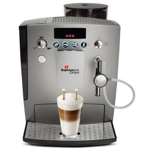 Máquinas de café - FULL AUTOMATIC ESPRESSO COFFEE MACHINE ORION 2.0