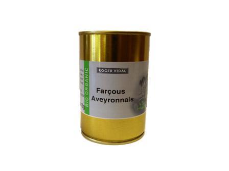 FARÇOUS AVEYRONNAIS - Epicerie salée