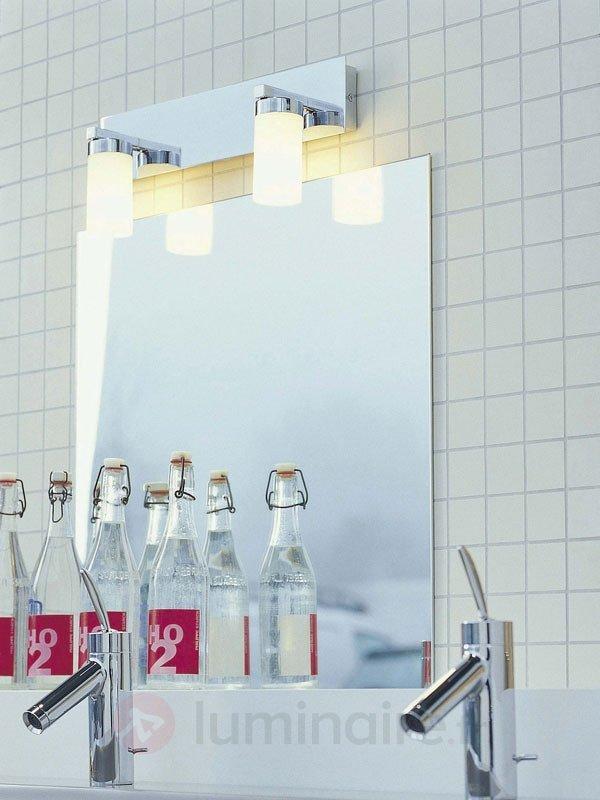 Lampe pour miroir de salle de bains ICE à 2 lampes - Salle de bains et miroirs