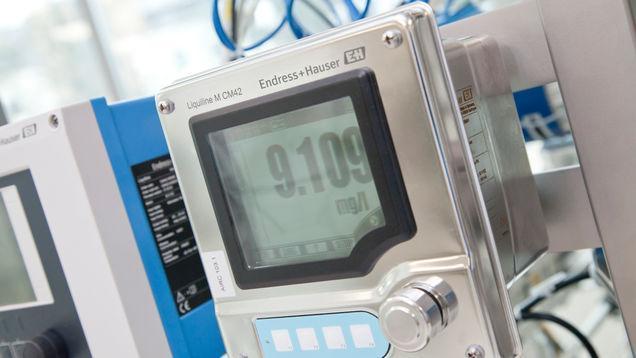 analyse liquides produits - transmetteur monovoie liquiline CM42