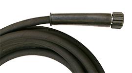 Höchstdruckschlauch - Cleanflex schwarz, für Hochdruckreiniger