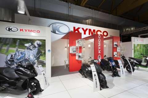 Kymco - Project - Salon : Autosalon