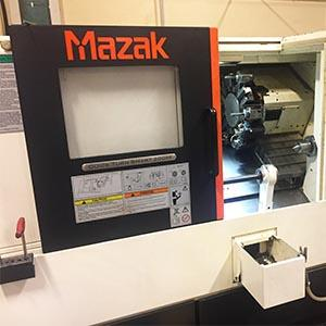 CNC Machining - Alpha Manufacturing's have 3 state of the art 3 axis Mazak machinines