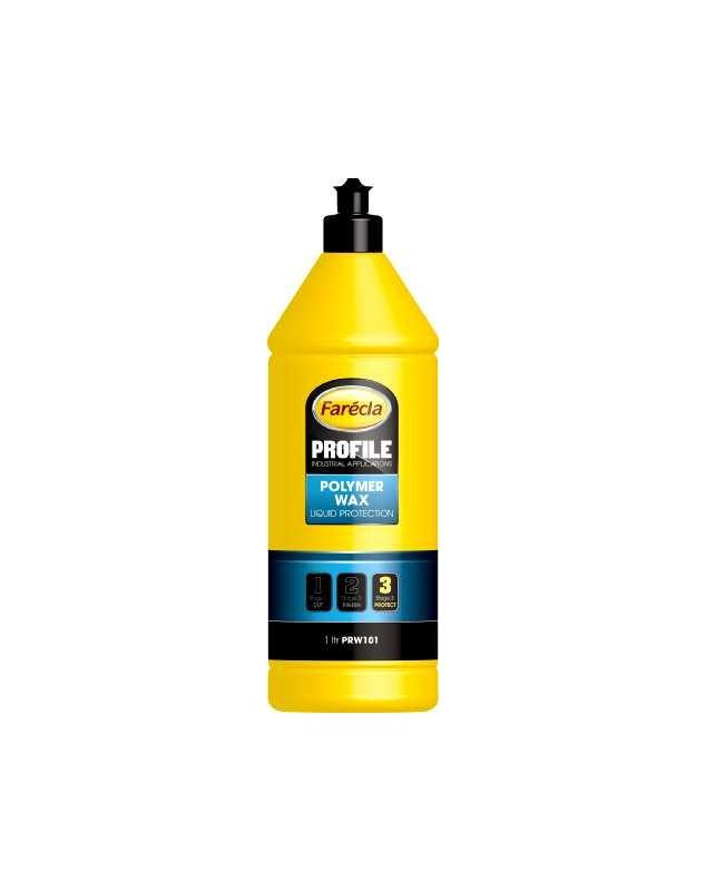 PROFILE POLYMER WAX BOUTEILLE 1 LITRE remplace PROFILE GLAZE - PATE A POLIR