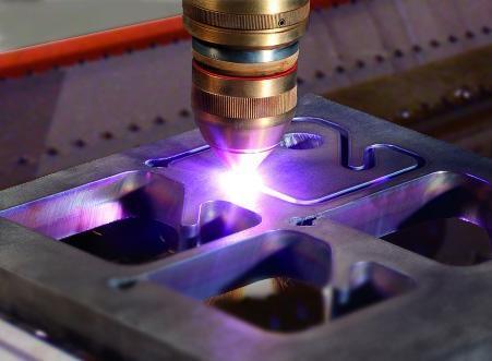 Раскрой листового металла с помощью машины термической резки - Плазменная резка металла