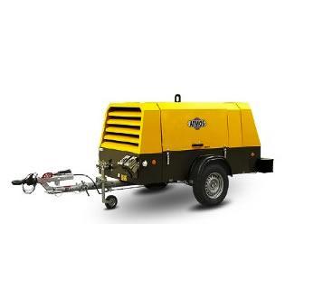Persluchttechniek - Dieselcompressoren - PDP-serie