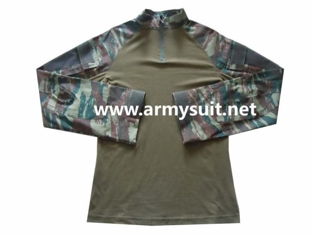 xtreme combat shirt Greek camo -