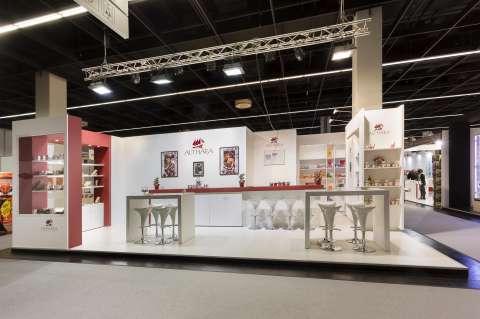 Althea - Project - Salon : ISM
