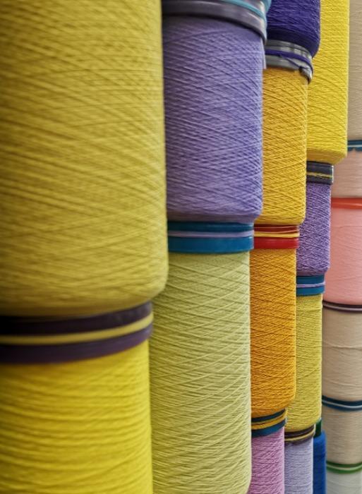 Dyed PA66 yarns - High Elastic