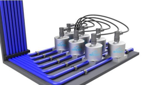 FlowJam T - Nouveau capteur pour la surveillance du débit de poudre dans les conduites fl