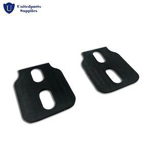 Custom handle rubber pad - Custom handle rubber pad