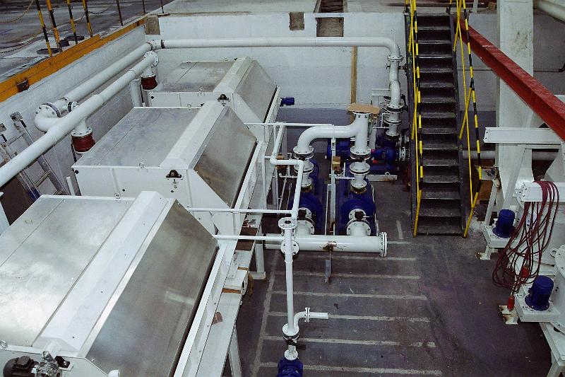 VERTIDRUM - Coolant Filtration Systems