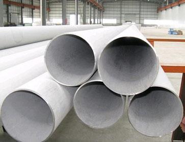 DIN 17458 X 5 CrNi 18 10 stainless steel pipes - DIN 17458 X 5 CrNi 18 10 stainless steel pipe stockist, supplier & exporter