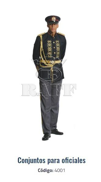 Uniforme de ceremonia - Uniforme ceremonial