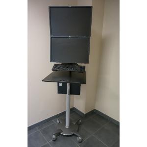 SC PT - Pupitre informatique mobilie