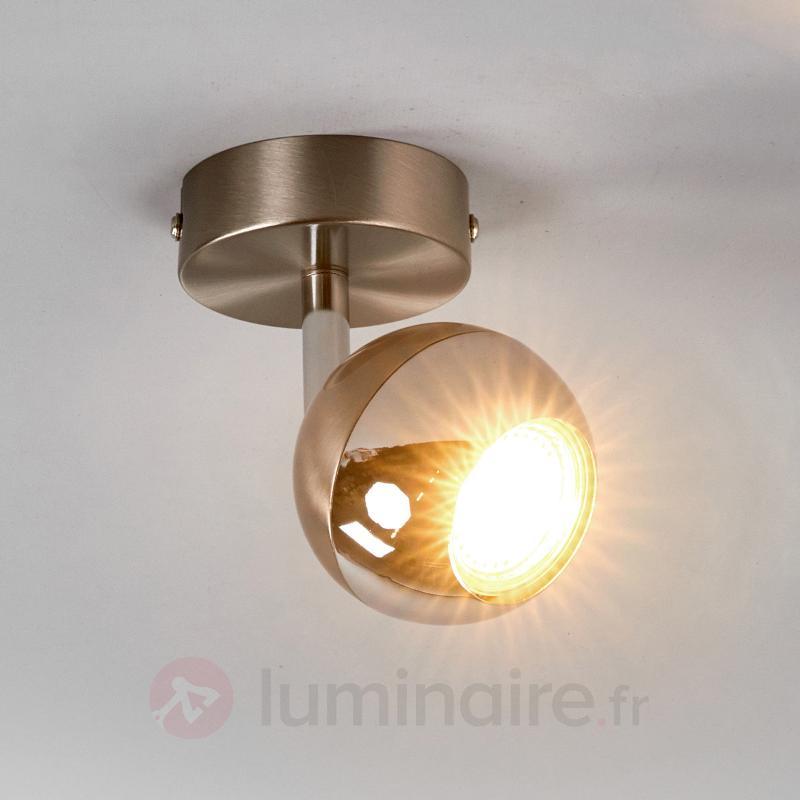 Projecteur GU10 Arvin avec éclairage LED - Spots et projecteurs LED