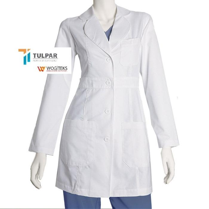 White Hospital Uniforms for Doctor Nurse Lab Coat - White Hospital Uniforms for Doctor Nurse  Lab Coat reusable washable