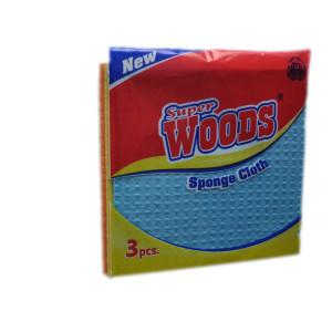 WOODS Sponge cloth