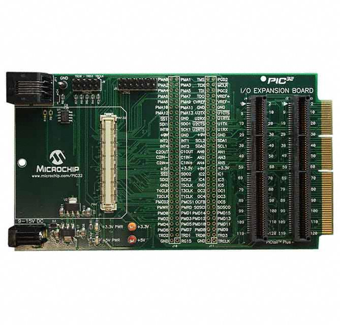 BOARD EXPANSION PIC32 I/O - Microchip Technology DM320002