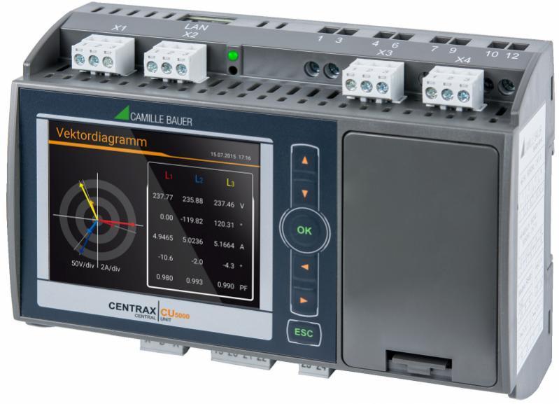 CENTRAX CU3000 / CU5000 - Des solutions flexibles pour le secteur de l'énergie.