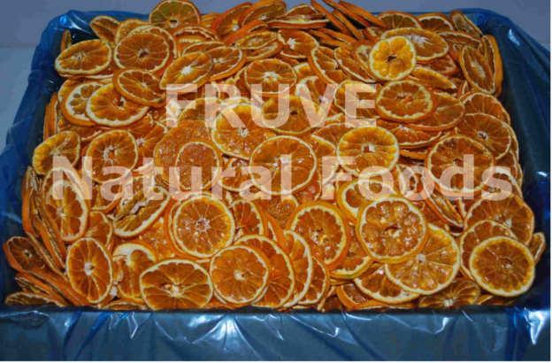 FRUVE Oven Dried Mandarin (Tangerine) Orange